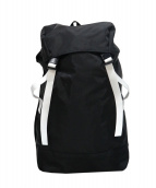 INST DESIGN WORK(インストデザインワーク)の古着「バックパック」|ブラック