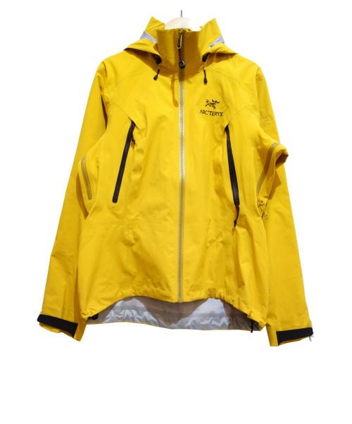 ARCTERYX(アークテリクス)ARCTERYX (アークテリクス) ベータARジャケット イエロー サイズ:XSの古着・服飾アイテム