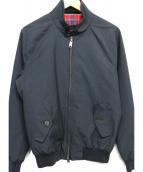 BARACUTA(バラクータ)の古着「G9ハリントンジャケット」|ネイビー