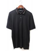 GUCCI(グッチ)の古着「ポロシャツ」|ブラック