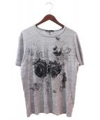 GUCCI(グッチ)の古着「Tシャツ」|グレー