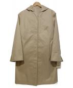 自由区(ジユウク)の古着「ペルビアンシャンブレーツイルコート」|ベージュ