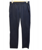 uniform experiment(ユニフォームエクスペリメント)の古着「SLIM-FIT EASY SLACKS」|ネイビー