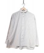 TICCA(ティッカ)の古着「スクエアビッグシャツ」|グレー