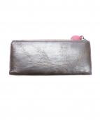READY OR ORDER(レディオアオーダー)の古着「長財布」|ダークブラウン