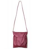 GHERARDINI(ゲラルディーニ)の古着「ショルダーバッグ」|ピンク