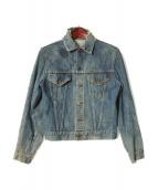 LEVI'S(リーバイス)の古着「ヴィンテージデニムジャケット」|インディゴ