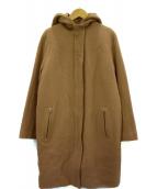 ANAYI(アナイ)の古着「メルトンキルト裏コート」|キャメル