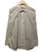BALENCIAGA(バレンシアガ)の古着「シャツ」|ホワイト