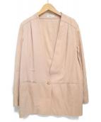 BIANCA EPOCA(ビアンカエポカ)の古着「コート」|ピンク