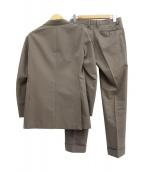 UNITED ARROWS TOKYO(ユナイティッドアローズトウキョウ)の古着「3Bスーツ」|ブラウン