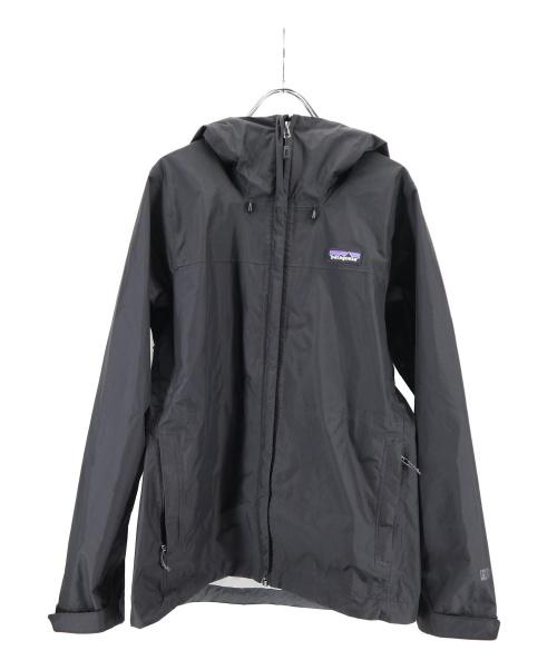 Patagonia(パタゴニア)Patagonia (パタゴニア) トレントシェルジャケット ブラック サイズ:XSの古着・服飾アイテム