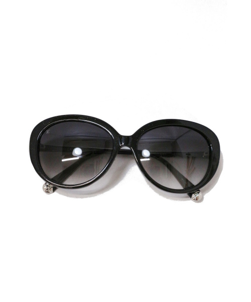 LOUIS VUITTON(ルイ ヴィトン)LOUIS VUITTON (ルイヴィトン) サングラス ブラック Z0693E イタリア製の古着・服飾アイテム