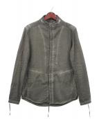 D.HYGEN(ディーハイゲン)の古着「シャツジャケット」|グレー