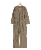 muller of yoshiokubo(ミュラー オブ ヨシオクボ)の古着「Medinaチェックスーツ」
