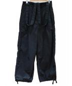 FRAMeWORK(フレームワーク)の古着「製品染めサロペット」|ネイビー