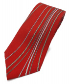GUCCI(グッチ)の古着「ネクタイ」|レッド