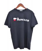 MONCLER(モンクレール)の古着「19SS/MAGLIA Tシャツ」|ブラック