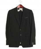 N.HOOLYWOOD(エヌハリウッド)の古着「COMPILE LINE JACKET」|ブラック