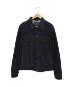 LANVIN COLLECTION(ランバンラコレクション)の古着「デニムジャケット」