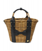 Athena New York(アシーナニューヨーク)の古着「アラログバケットバッグ」