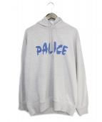 PALACE(パレス)の古着「PALAZER HOOD」|グレー
