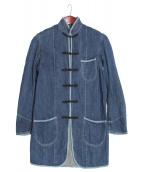 Porter Classic(ポータークラシック)の古着「チャイニーズコート」