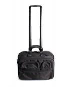 TUMI(トゥミ)の古着「トラベルキャリーバッグ」|ブラック