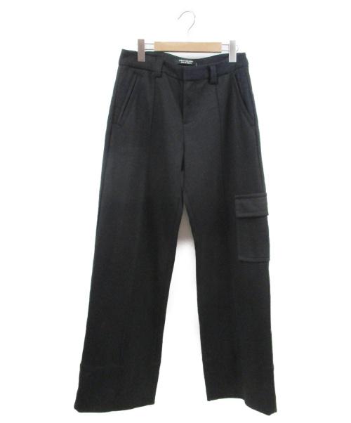 GREYHOUND(グレイハウンド)GREYHOUND (グレイハウンド) パンツ ブラック×ネイビー サイズ:w29の古着・服飾アイテム