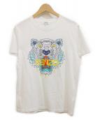 KENZO(ケンゾー)の古着「Tシャツ」|ホワイト