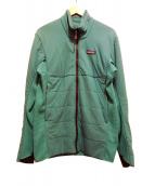 Patagonia(パタゴニア)の古着「ナノエアライトハイブリットジャケット」|グリーン