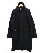 MAGIC STICK(マジックスティック)の古着「ナイロンコート」 ブラック