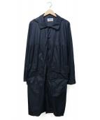 YAECA(ヤエカ)の古着「STUDY RAIN COAT」|ネイビー
