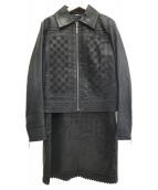 ESCADA SPORT(エスカーダ スポーツ)の古着「セットアップ」|ブラック