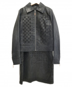 ESCADA SPORT(エスカーダスポート)の古着「セットアップ」|ブラック