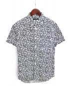 COMME des GARCONS Homme Plus(コムデギャルソンオムプリュス)の古着「レオパード柄半袖シャツ」