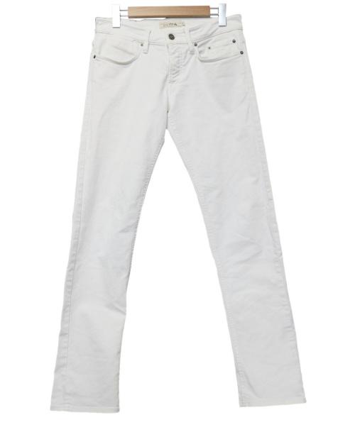 SIVIGLIA(シビリア)SIVIGLIA (シビリア) デニムパンツ ホワイト サイズ:W32の古着・服飾アイテム