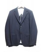 SCYEBASICS(サイベーシックス)の古着「テーラードジャケット」|ネイビー