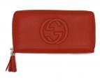 GUCCI(グッチ)の古着「長財布」|レッド