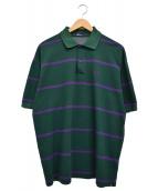 FRED PERRY(フレッドペリー)の古着「ポロシャツ」|グリーン