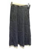 TOGA PULLA(トーガ プルラ)の古着「スカート」|ブラック
