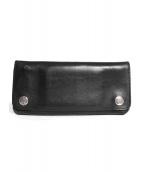 TENDERLOIN×PORTER(テンダーロイン×ポーター)の古着「長財布」|ブラック
