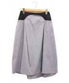 JIL SANDER NAVY(ジルサンダーネイビー)の古着「スカート」