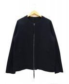 bukht(ブフト)の古着「リバーシブルジャケット」 ブラック