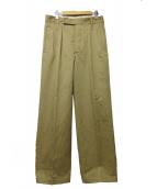 SCYEBASICS(サイベーシックス)の古着「パンツ」|カーキ