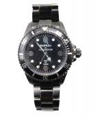 A BATHING APE(エイプ)の古着「BAPEX / 腕時計」 ブラック