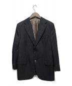 平林洋服店(ヒラバヤシヨウフクテン)の古着「セットアップスーツ」|グレー