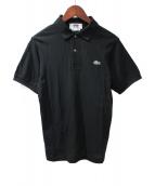 eYe COMME des GARCONS JUNYAWATANABE MAN(アイコムデギャルソンジュンヤワタナベマン)の古着「ポロシャツ」|ブラック