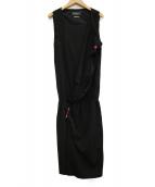 McQ(マックキュ)の古着「ワンピース」|ブラック