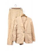 23区(23ク)の古着「パンツスーツ」|ベージュ